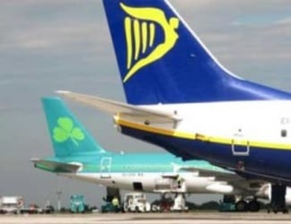 Survey reveals Aer Lingus and Ryanair charge most for baggage