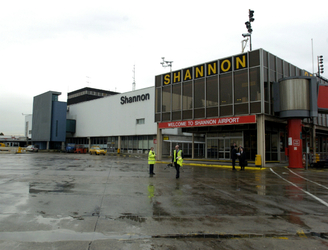 Shannon Airport is enjoying its new independent status today