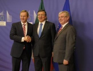 EU President: Irish debt should be dealt with before 2013