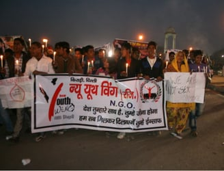 Delhi gang-rape suspects charged in court
