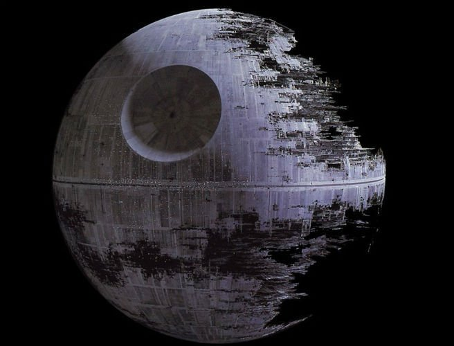 WATCH: How to build the Death Star, according to NASA