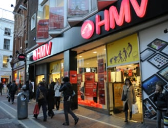 HMV staff at Limerick store in talks with receiver