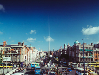 Dubliners, get free Wifi around the city from today!