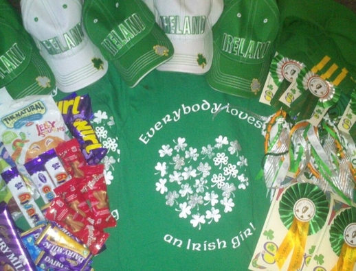 What makes us Irish for Paddy's Day?