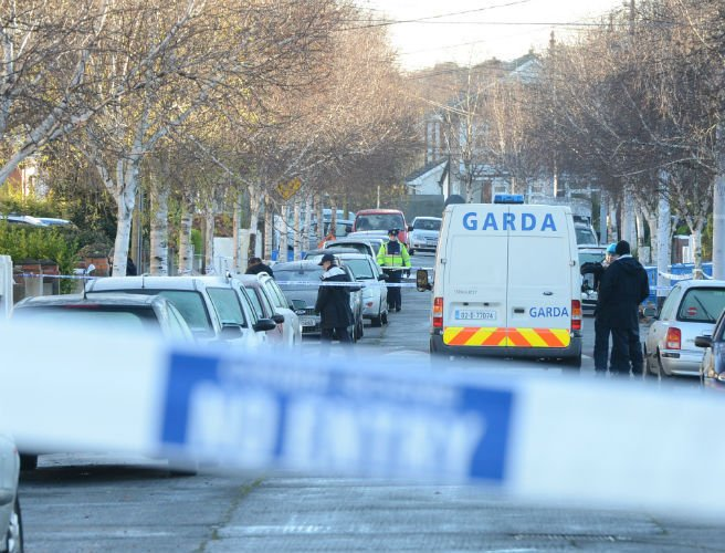 Shots fired at family home in Limerick