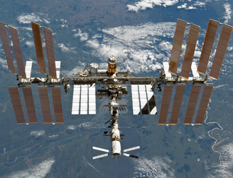 'Shape-shifting' bacteria spotted on the International Space Station