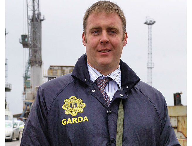 Man charged with the murder of Detective Garda Adrian Donohoe