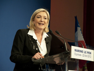 National Front fails to win any regions in French elections, according to exit polls