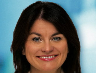 Fidelma Healy-Eames isn't sure how 'wifi' is pronounced