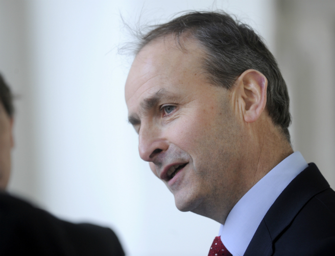 Fianna Fail hopeful for imminent government deal