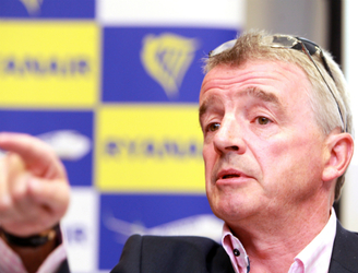 "Michael O'Leary criticises DAA's ""remarkable position"" on growth discount"