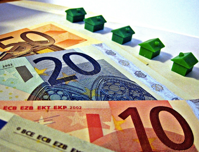 Ireland has the fourth highest household debt in the EU