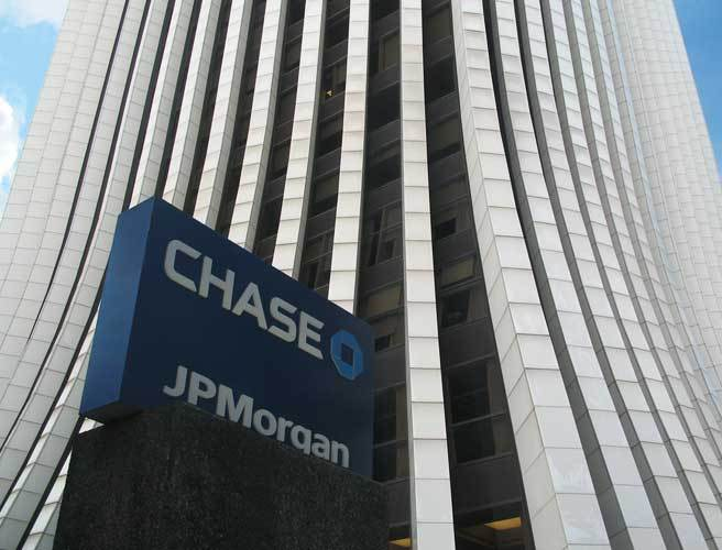 Hundreds of JPMorgan Chase staff bound for Dublin