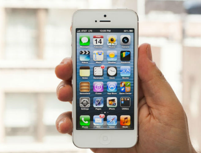 Apple may drop software support for iPhone 5