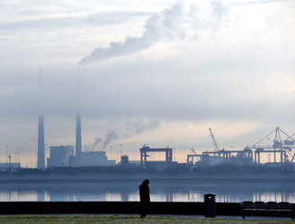 High levels of air pollution reported across Ireland