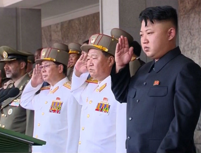 North Korea military chief executed by order of Kim Jong Un - reports