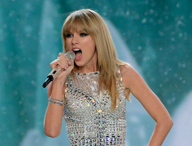 Ten years on from her first single 'Tim McGraw' - a decade since our introduction to Taylor Swift