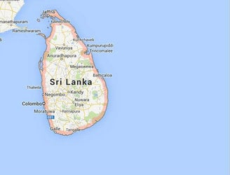 Landslide kills ten people in Sri Lanka