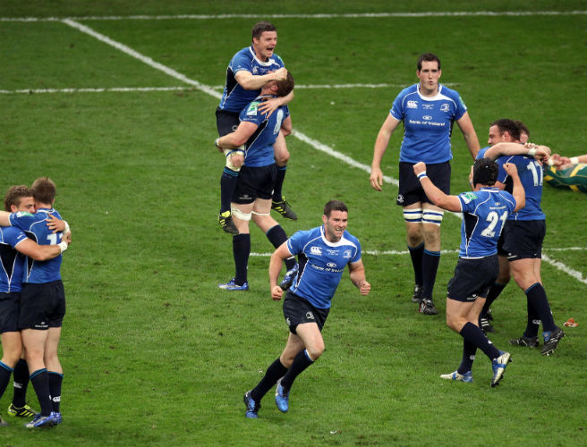 "How ""mental toughness"" fueled Leinster's 2011 Heineken Cup comeback"