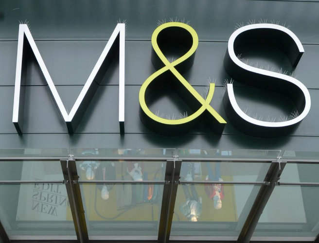 Irish stores safe as Marks & Spencer announce big global closures