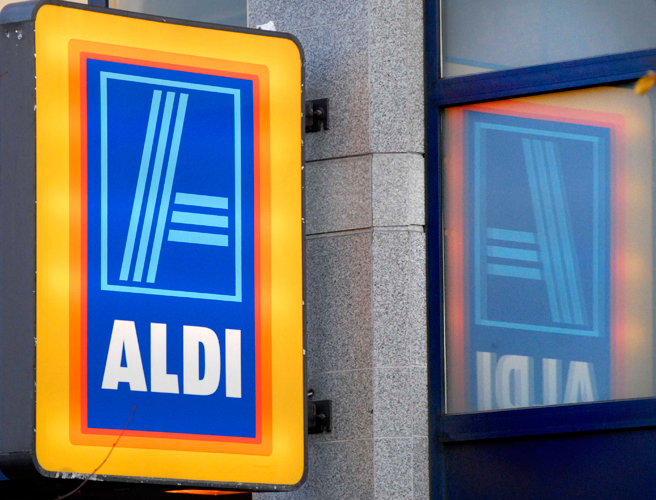 Woman dies following stabbing in Aldi supermarket