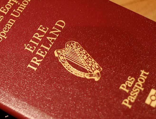 The British and an Irish passport - how many are entitled to one?