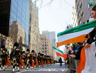 Irish LGBT groups to take part in New York St Patrick's Day parade for the first time