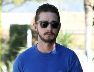 "Shia LaBeouf is ""out of Hollywood"" says co-star"