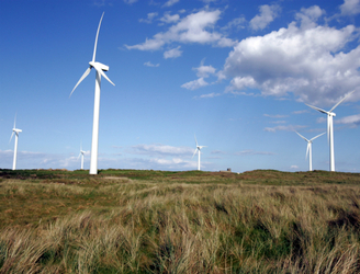 Investigation continues into fallen wind turbine