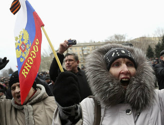 Pro-Russia protests planned for Donetsk today