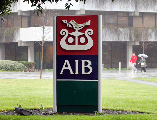 AIB customers experience problems accessing mobile banking services