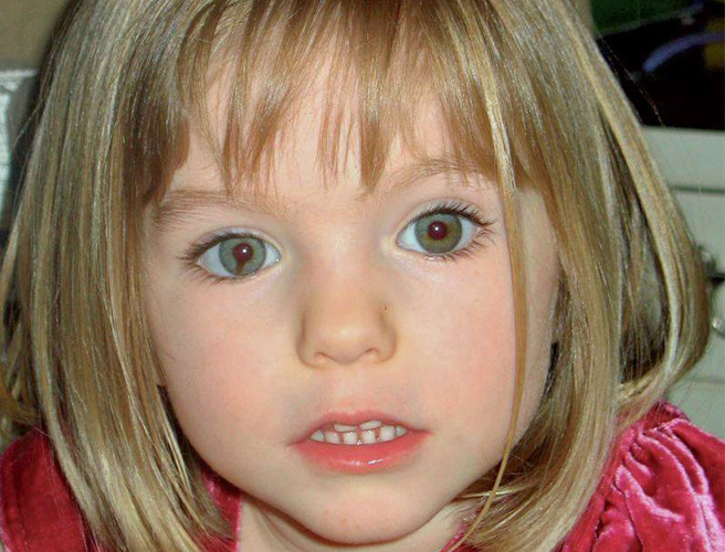 Madeline McCann's mother promotes scheme to save the lives of missing children