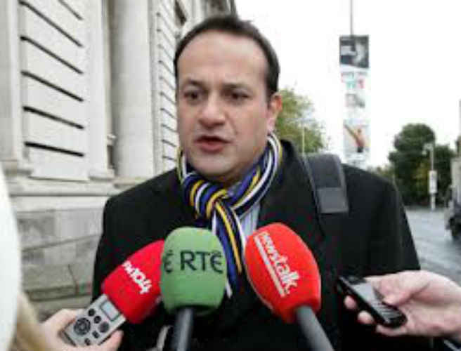 "Leo Varadkar says whistleblowers are ""distinguished"""