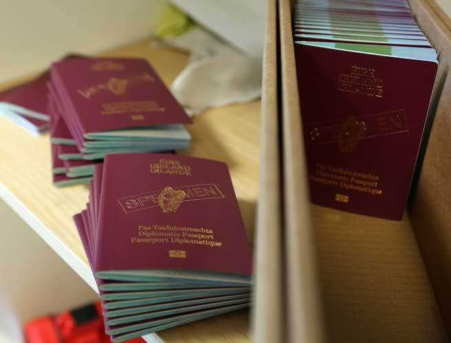Brexit sparks surge in Irish passport applications in UK