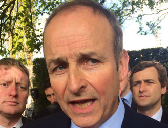 Fianna Fáil to publish white paper on Irish reunification