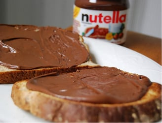 Couple to open Nutella-themed café