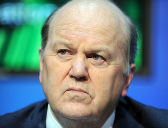 Michael Noonan not feeling EU pressure over corporation tax
