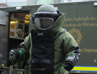 Army Bomb team removes viable device from Kildare