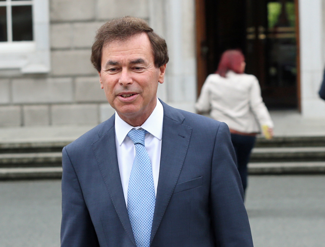 Alan Shatter welcomes removal of Guerin Report from Government website