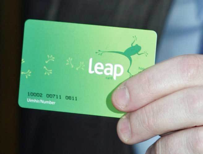 Dublin launches leap card for tourists newstalk dublin launches leap card for tourists reheart Gallery