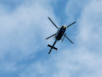 Helicopter missing over Irish Sea