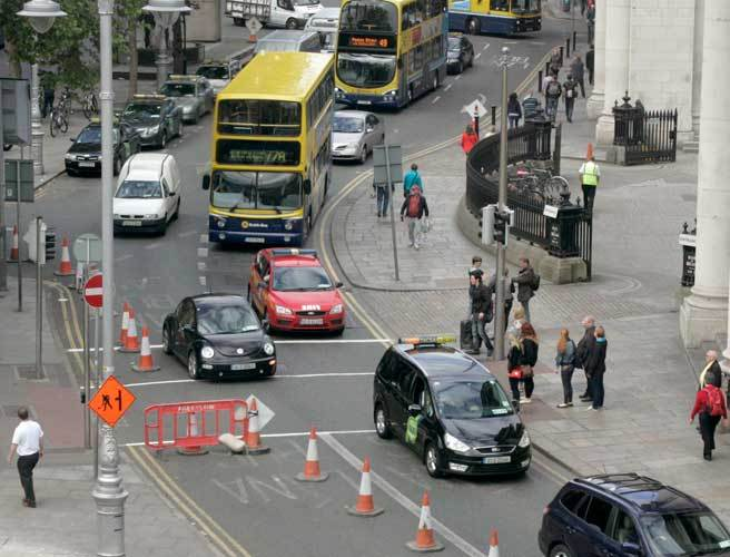 Public asked for feedback on plan to reduce Dublin speed limits to 30kph