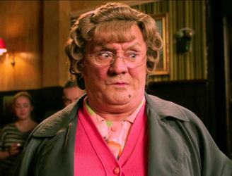 Mrs Brown is laughing her way to the bank with €580,000