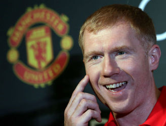 "Paul Scholes reckons Man United ""don't need major surgery"" but wants change of style"