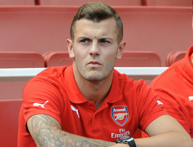 Wilshere denies involvement in nightclub altercation