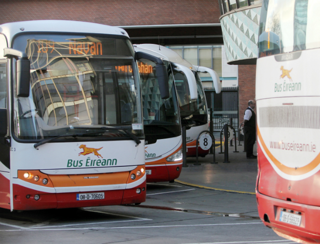 Shane Ross admits Bus Éireann will require more public investment