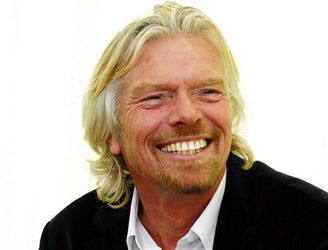 Richard Branson's career advice 101: Picture your boss on the loo