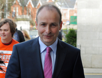 Micheál Martin accuses government of buying off electorate