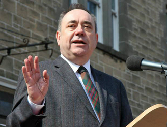 Alex Salmond barred from flight booked under alias 'Captain Kirk'