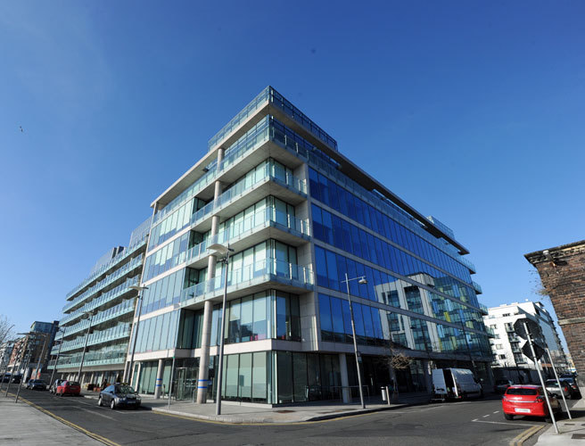 facebook office in dublin. facebook plans to expand dublin headquarters office in